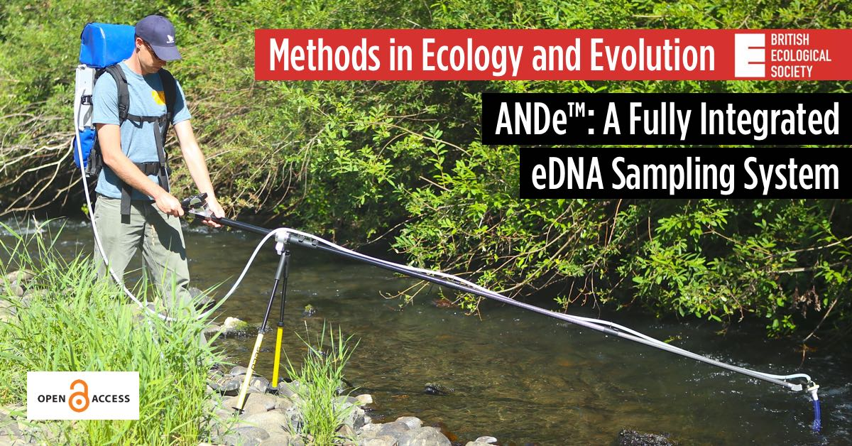 Ande Sampling Backpack Smith Root