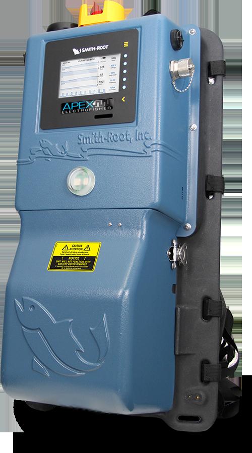 Apex Backpack Electrofisher