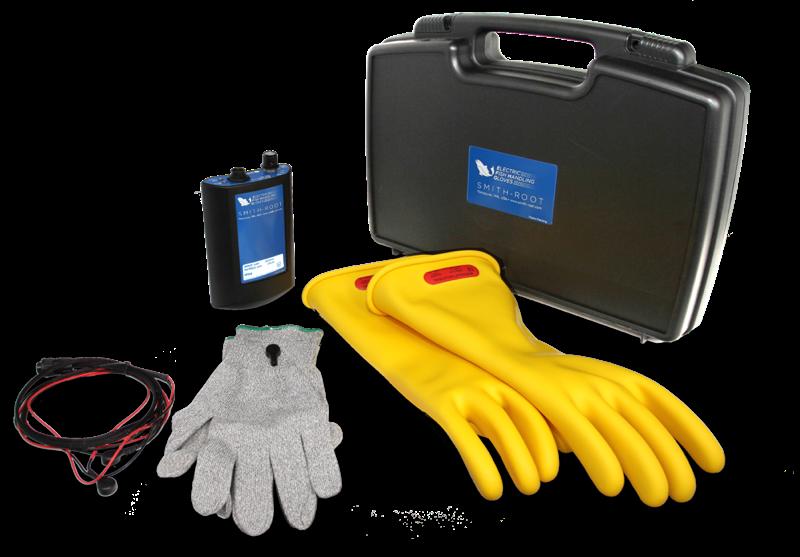 Electric Fish Handling Gloves