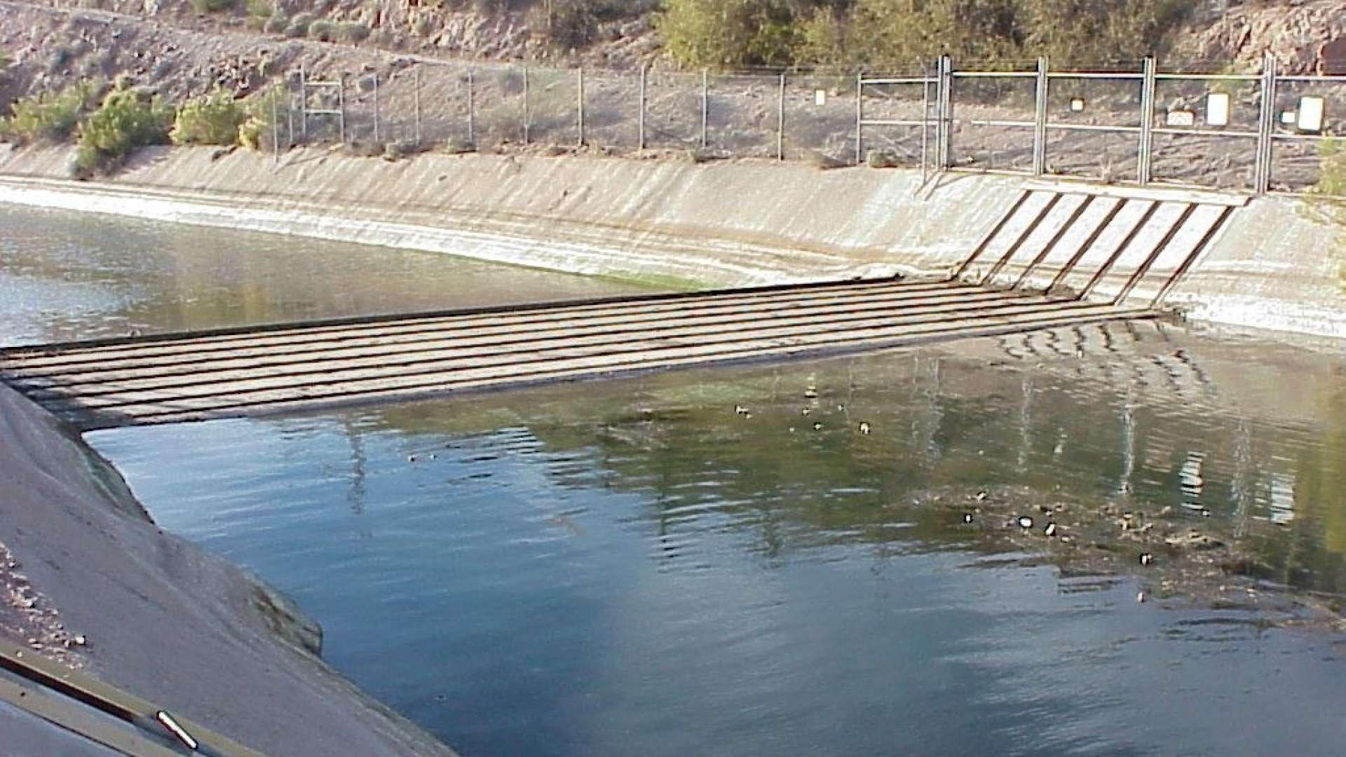 Granite Reef Dam On The Salt River Smith Root