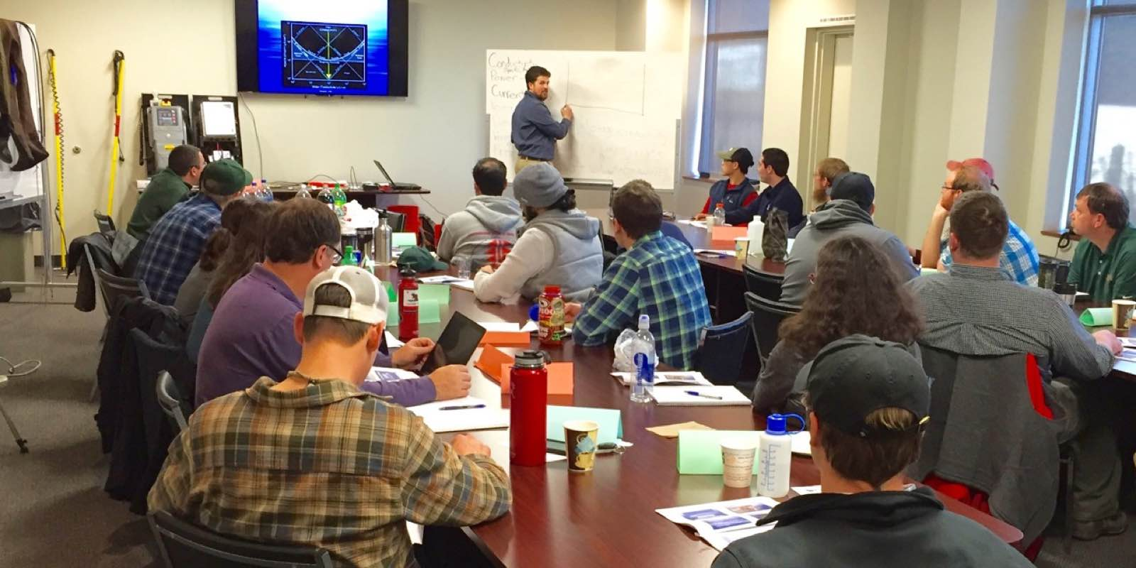 Electrofishing Principles and Safety Certification Course
