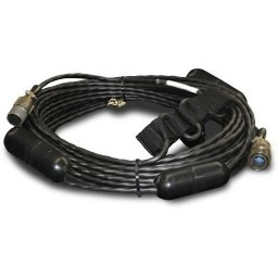 ELECTRODE EXT CABLE 25FT W-BELT 3-FLOATS