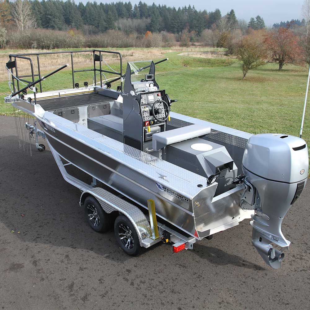 Electrofishing Boat Accessories