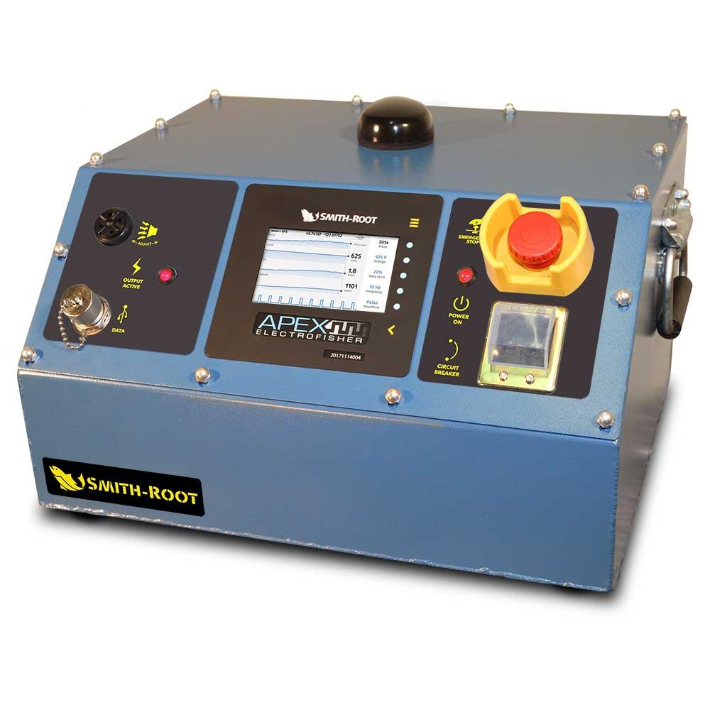 Electrofisher Control Boxes