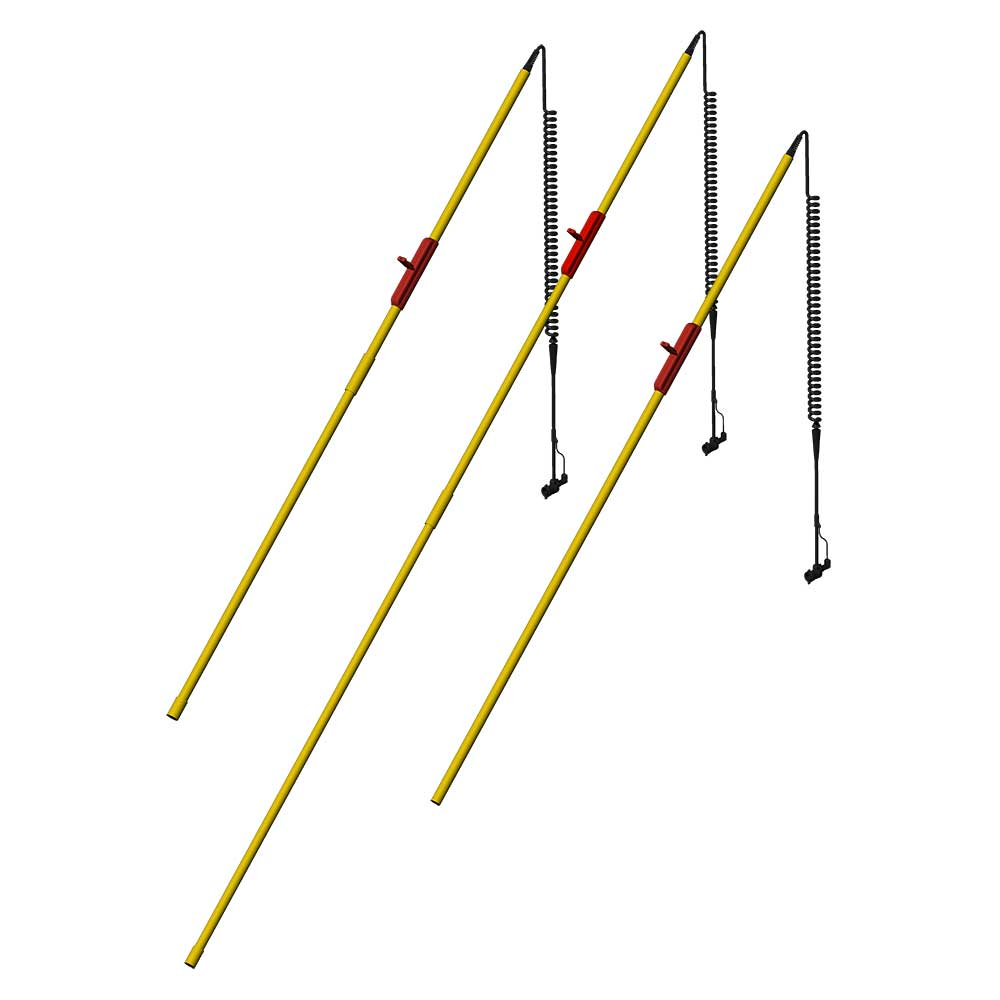 Poles and Electrodes